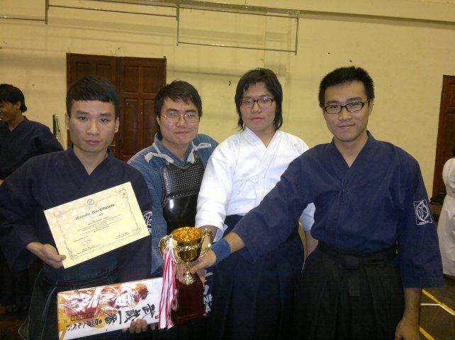 Champions of HSKK Open Tournament 2011